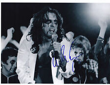 Alice Cooper Signed Autographed 8.5x11 Inch Photo Hollywood Vampires Video Proof