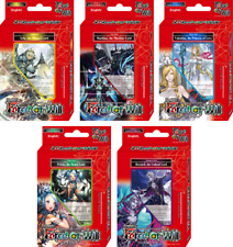 Force of Will Force of Will Alice Cluster Starter Decks - Set of 5 Brand New