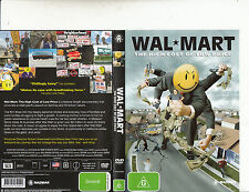 Wal-Mart-The High Cost of Low Price-Documentary-2005-Business-Movie-DVD
