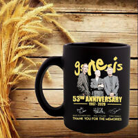 Genesis 53rd anniversary signatures thank you for the memories Coffee Mugs