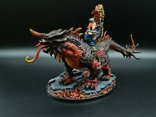 Warhammer Fyreslayers Magmadroth #1 Pro Painted R4B2