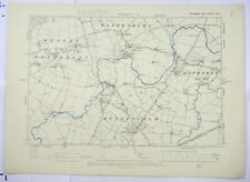 1891 OS 6 inches to a mile Map of Warwickshire – Wappenbury XXXIVNW