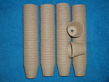 """100-3"""" DIA .JIFFY PEAT POTS for SEED STARTING/GREENHOUSE SUPPLIES OMRI LISTED"""