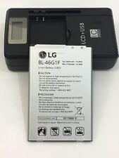 Original Battery LG K10 2017 K425 K428 K430H K20 Plus TP260 W/ Battery Charger