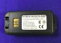 Hitech USA(Japan Li5200mAh)For Intermec/Honeywell CK70/CK71/CK75#318-046-001...