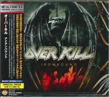 OVERKILL-IRONBOUND-JAPAN CD C41