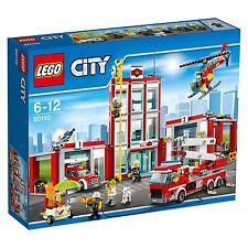 LEGO® City 60110 Große Feuerwehrstation NEU OVP_ Fire Station NEW MISB NRFB