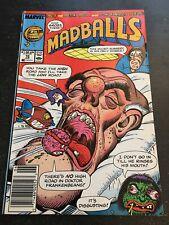 Madballs#10 Incredible Condition 8.5(1986) Post Art!!