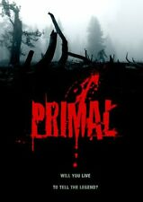 Primal NEW DVD Region 1
