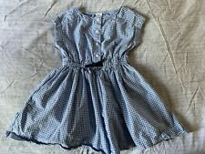 Pre-Owned J. Crewcuts Toddler Girl Gingham Dress  4
