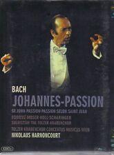 J.S. Bach: Johannes-Passion / Nikolaus Harnoncourt  DVD-9