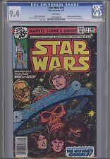 Star Wars #19 CGC 9.4 1979 Marvel  Comic: The Ultimate Gamble: Wheel of Death