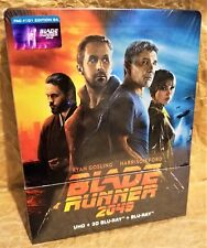 Bla 00004000 De Runner 2049 4K Uhd + 3D + 2D Blu-Ray Filmarena Fac Edition #5A Steelbook