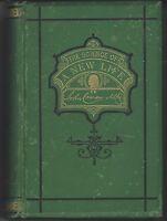 THE SCIENCE OF A NEW LIFE by JOHN COWAN  pbl 1880