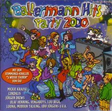 CD - Various - Ballermann Hits Party 2001 - #A3598