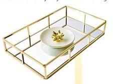 Gold Vanity Tray