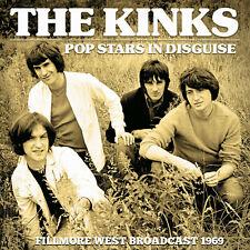 THE KINKS New Sealed 2019 UNRELEASED LIVE 1969 SAN FRANCISCO CONCERT CD
