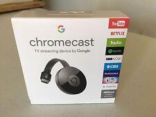 Google Chromecast - Wireless Media Streaming Brand New