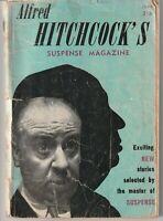 Novel: Alfred Hitchcock's Suspense Magazine June 1957 Hitchcock Publications