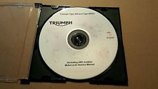 Officina manuale Triumph Tiger 800 800xc incl. ABS, 2010-2013
