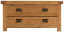 Oak Modern Blanket Chests