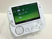 Sony PSP Go Pearl White PSP-N1000PW Console Japan Great Condition Working FedEx