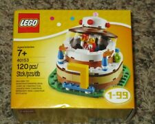 out, change #s for any age, Brand New! New ListingLego Birthday Cake Set 40153, Jester pops