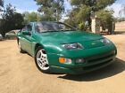 1994 Nissan 300ZX 2+2 1994 Nissan 300ZX Coupe Green RWD Automatic 2+2