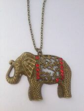 Unbranded Chain Bronze Costume Necklaces & Pendants