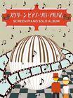 Screen Piano Solo Album Sheet Music Book Score