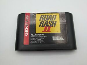 Road Rash II (Sega Genesis, 1992)