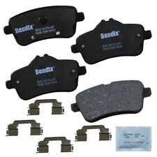 Disc Brake Pad Set-Premium Copper Free Ceramic BPR Disc Brake Pad Rear,Front