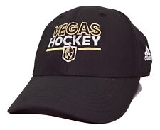 Las Vegas Golden Knights adidas  Stanley Cup Finals Adjustable Hockey Cap Hat