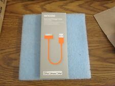 Incase:  EC20049 Sync and Charge Cablee for iPhone Pad, Pod.   New Old Stock  <