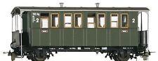 Bemo 3002 821/3002821  DB KBi 731 Personenwagen 2.Klasse H0e Neu