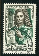 STAMP / TIMBRE FRANCE OBLITERE N° 1307 PIERRE FAUCHARD