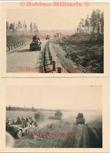 P52 Russland Einmarsch Panzer-Reg.11 Grenze LUGA Panzerkampfwagen 35 (t) SdKfz
