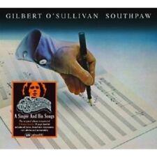 "GILBERT O'SULLIVAN ""SOUTHPAW (REMASTERED+BONUSTRACKS)""  CD NEUF"