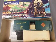 HO SCALE ATHEARN 40' BOX CAR KIT TP&W 630