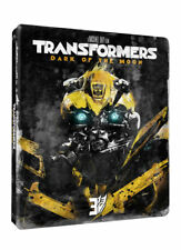 TRANSFORMERS 3  STEEL BOOK   BLUE-RAY NUOVO