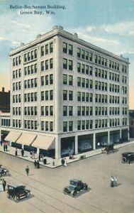 GREEN BAY WI - Bellin-Buchanan Building