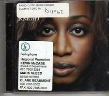 (CD753) Voice: The Best Of Beverley Knight - DJ CD