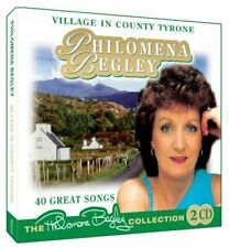 VILLAGE IN THE COUNTY TYRONE PHILOMENA BEGLEY 2 CD SET