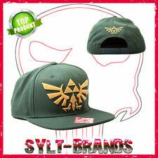 Zelda Hyrule Crest Caps ♥ AKTION!!! → BIG PROMOTION ♥ Snapbacks Mützen Kappen