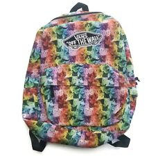 Vans Off the Wall x ASPCA Rainbow Kittens Cats Backpack Multi-colored