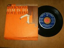 DANNY LANHAM - LOVE IS ALL WE NEED - JOYCE BLAIRE - TO KNOW HIM  - LISTEN / TEEN