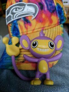 Aipom 2007 Nintendo JAKKS Pacific Pokemon Vintage Action Figure Toy Collectible