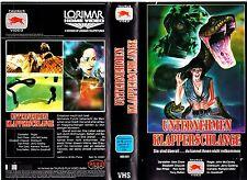 """VHS - """" Unternehmen Klapperschlange ( Rattlers ) """" (1976) - Sam Chew"""