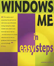 Good, Windows ME in Easy Steps, Kotecha, Harshad, Book