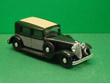 Renault Reinastella Type RM2 1934 Solido 1:43 N°97 Modellfahrzeug Modellauto